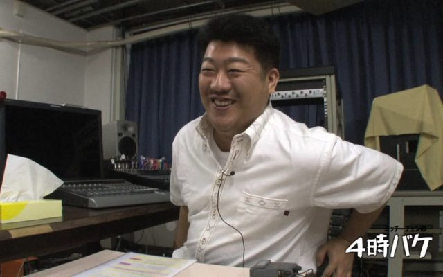 ミッチーチェンの4時バケ-チェン・タンソク-「リポーター」篇